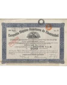 Compania Hispano-Americana de Electricidad
