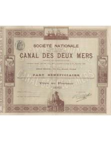 Sté Nationale pour l'Exécution du Canal des Deux Mers