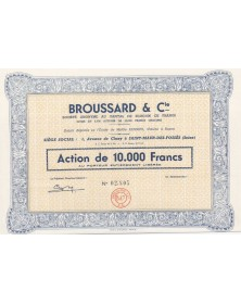 Broussard & Cie