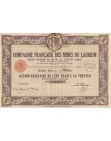 Cie Française des Mines du Laurium