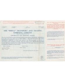Oil The ''Shell'' Transport & Trading Co. Ltd.