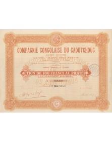 Cie Congolaise du Caoutchouc