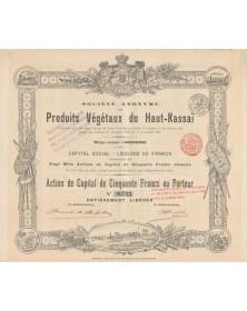 S.A. des Produits Végétaux du Haut-Kassaï