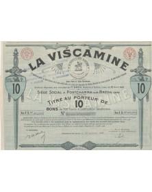 """La Viscamine, Au Chevalier Bayard, Marque déposée """"Sans Peur et sans Reproche"""" Textiles/Silk"""