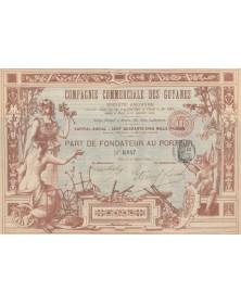 Cie Commerciale des Guyanes