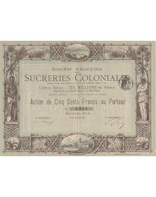 S.A. des Sucreries Coloniales