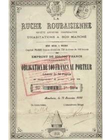 La Ruche Roubaisienne, S.A. d'Habitations à Bon Marché