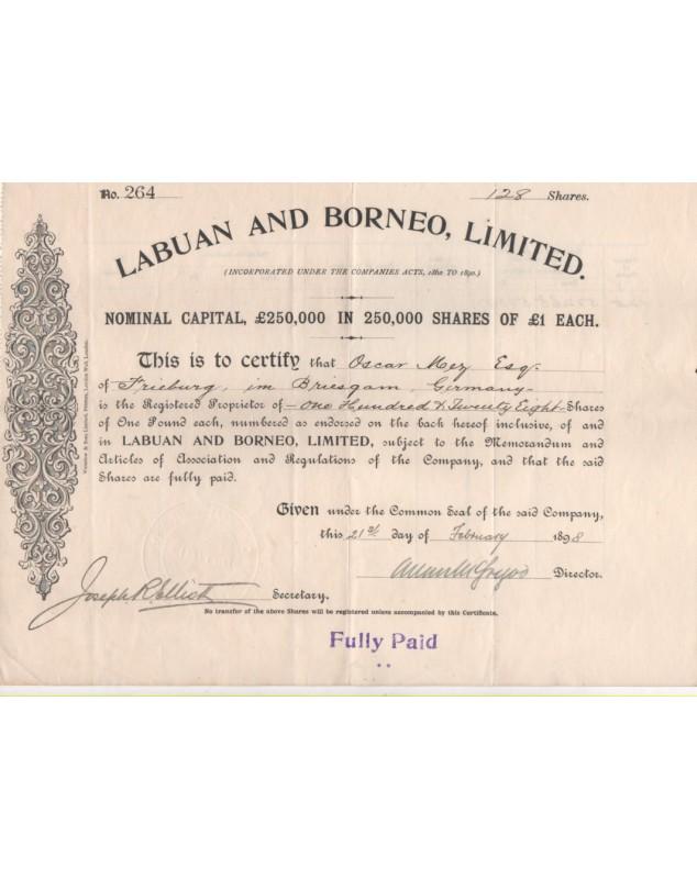 Labuan and Borneo Ltd