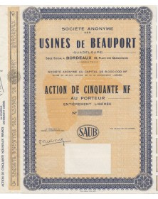 Usines de Beauport