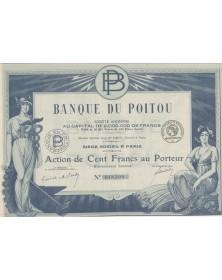 Banque du Poitou