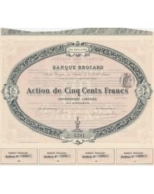 Banque Brocard