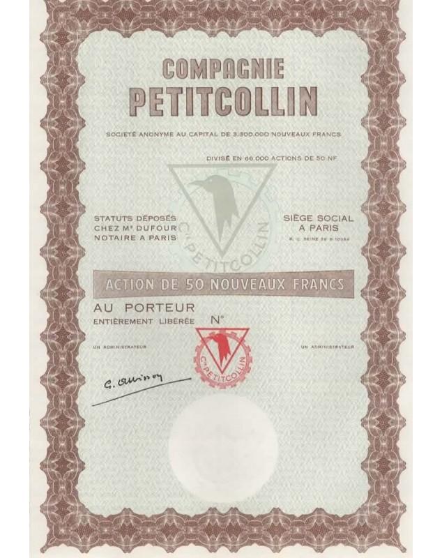 Compagnie Petitcollin