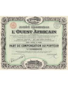 Sté Commerciale de L'Ouest Africain