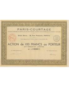Paris-Courtage