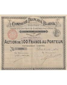 Cie Française Blahnik