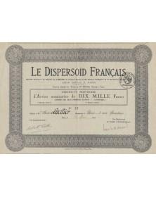 Le Dispersoïd Français