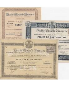 Sté Mutuelle Française, Sté de Capitalisation et d'Assurance