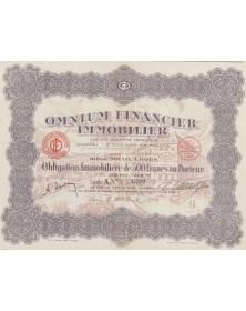 Omnium Financier Immobilier