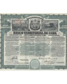 Crédit Foncier Cubain - Banco Territorial de Cuba