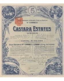 Castara Estates Ltd. (Tobago Island)