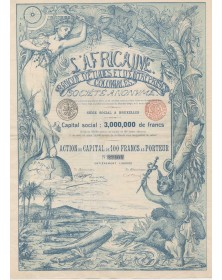 L'Africaine Banque d'Etudes & d'Entrepr. Coloniales