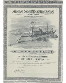 Minas Norte-Africanas (Maroc Espagnol)