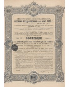 Russian 4½% State-Loan of 1909