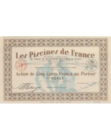 Les Piscines de France