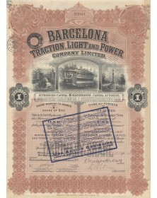 Barcelona Traction, Light and Power Co., Ltd
