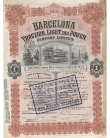 Barcelona Traction, Light and Power Company Ltd