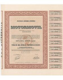Motormovil Sociedad Anonima Espanola