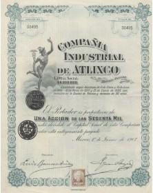 Compania Industrial de Atlixco Mexico