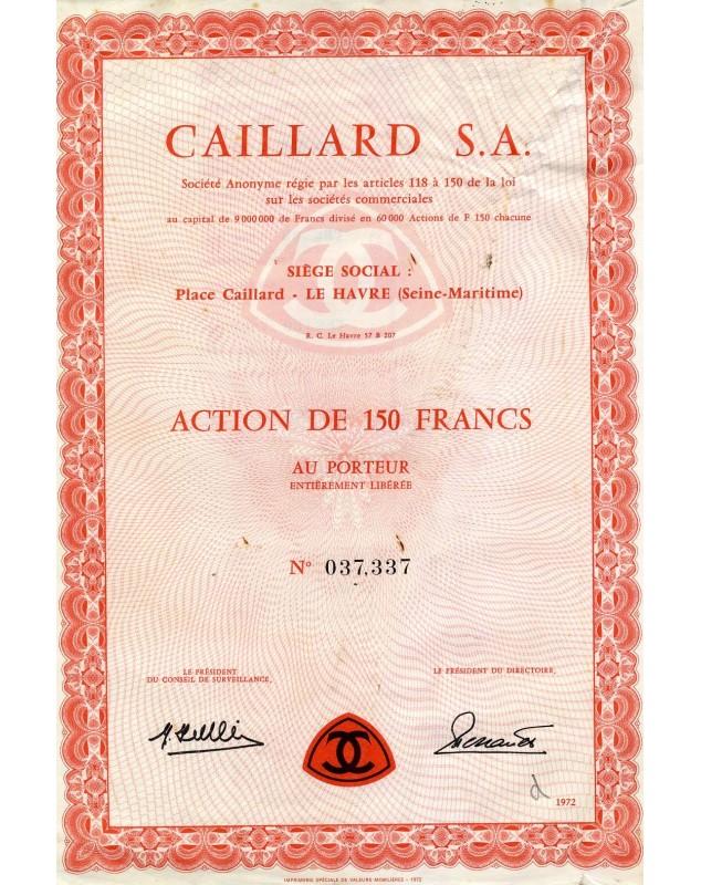 Caillard S.A.