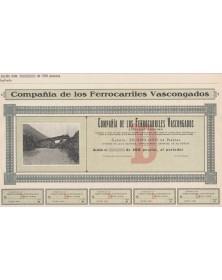 Compania de los Ferrocarriles Vascongados S.A.