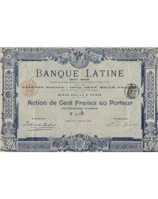 Banque Latine