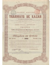 Société Anonyme des Tramways de Kazan