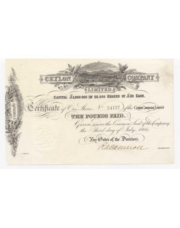 The Ceylon Company Ltd.