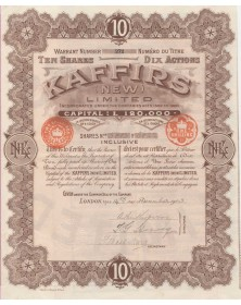 Kaffirs (New) Limited