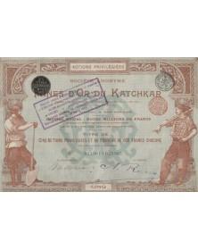 S.A. des Mines d'Or du Katchkar (Russie)