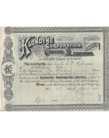 Klondyke Corporation Ltd