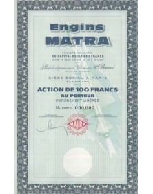 Engins MATRA