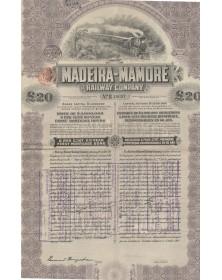 Madeira-Mamoré Railways Co.