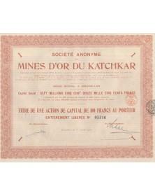 Katchkar Gold Mines