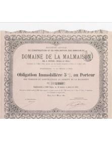 Domaine de la Malmaison à...