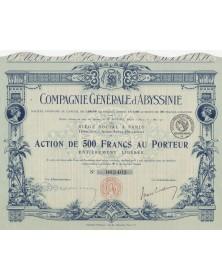 Compagnie Générale d'Abyssinie