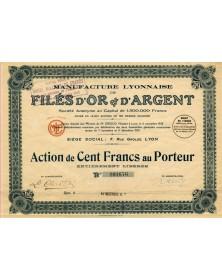 Manufacture Lyonnaise de Filés d'Or et d'Argent