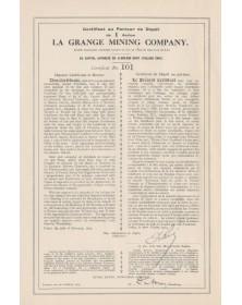 La Grange Mining Company