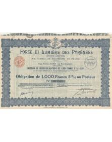 Force et Lumière des Pyrénées