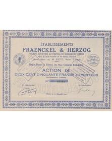Ets Fraenckel & Herzog