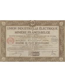 Union Industrielle Electrique et Minière Franco-Belge (UNIFRABEL)